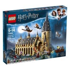 LEGO® Harry Potter™ 75954 Gran comedor de Hogwarts™