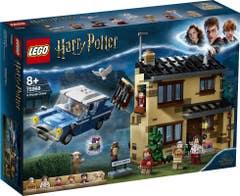 LEGO Harry Potter Número 4 de Privet Drive 75968