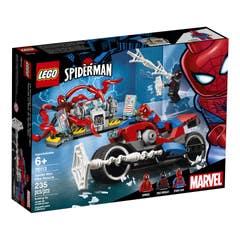 LEGO® Marvel Super Heroes 76113 Rescate en Moto de Spider-Man