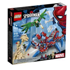 LEGO® Marvel Super Heroes 76114 Araña Reptadora de Spider-Man