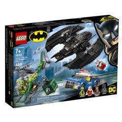 Lego 76120 Batiplano de Batman™ y el Asalto del Acertijo