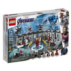 LEGO Marvel Avengers Movie 4 Iron Man: Sala de Armaduras 76125