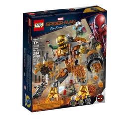 LEGO® Marvel Super Heroes 76128 Batalla contra Molten Man