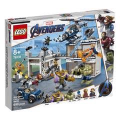 LEGO® Marvel Avengers Movie 4 76131 Batalla en el Complejo de los Vengadores