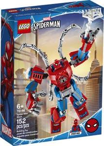LEGO Marvel Super Heroes Armadura Robótica de Spider-Man 76146