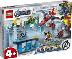 LEGO® Marvel Avengers 76152 Vengadores: Ira de Loki