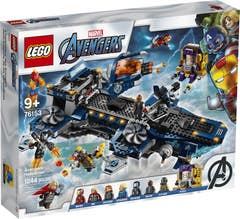 LEGO® Marvel Avengers 76153 Helitransporte de los Vengadores