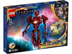 LEGO Marvel A la Sombra de Arishem 76155