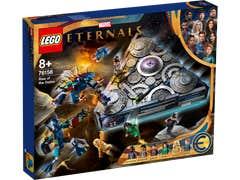 LEGO Marvel Ascenso de Domo 76156