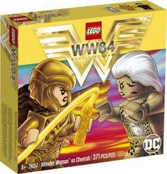 LEGO® DC Comics Super Heroes 76157 Wonder Woman™ vs Cheetah™