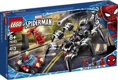 LEGO 76163 Criatura Mecánica de Venom