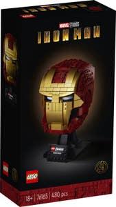 LEGO® Marvel Avengers Movie 76165 Casco de Iron Man