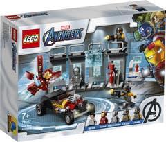 LEGO® Marvel Super Heroes 76167 Armería de Iron Man 103476167