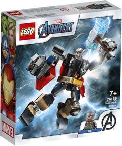Marvel Avengers Movie 4 76169 Armadura Robótica de Thor