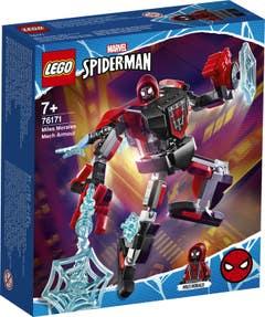 LEGO® Marvel Super Heroes 76171 Armadura Robótica de Miles Morales