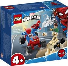 LEGO® Marvel Super Heroes 76172 Batalla Final entre Spider-Man y Sandman