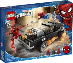 LEGO® Marvel Super Heroes 76173 Spider-Man y el Vengador Fantasma vs. Carnage