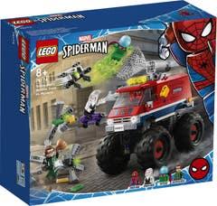 LEGO® Marvel Super Heroes 76174 Camioneta Monstruo de Spider-Man vs. Mysterio