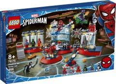 LEGO® Marvel Super Heroes 76175 Ataque a la Guarida Arácnida
