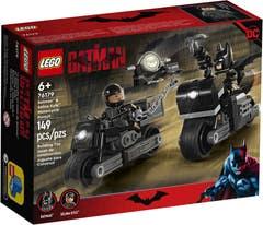 PREVENTA LEGO DC Batman: Batman & Selina Kyle Persecución en motocicleta76179