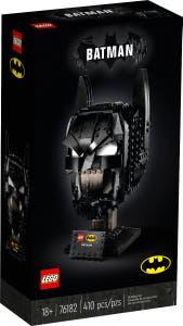 LEGO® DC Comics Super Heroes 76182 Batman Helmet