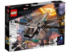 LEGO Marvel Dragon Flyer de Pantera Negra 76186