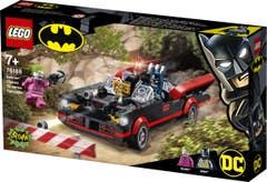 LEGO DC Batmobile de Batman Clásico de TV 76188