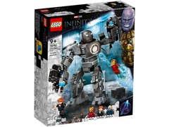LEGO Marvel Iron Man: Caos de Iron Monger 76190