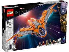 LEGO Marvel Nave de los Guardianes 76193