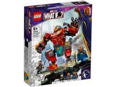LEGO Marvel Iron Man Sakaariano de Tony Stark 76194