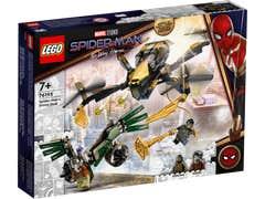 LEGO Marvel Duelo del Dron de Spider-Man 76195