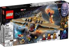 PREVENTA LEGO® Marvel 76237 Santuario II: Batalla de Endgame