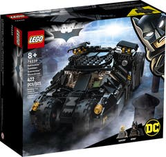 LEGO DC Batman Batimóvil Blindado Batalla contra Scarecrow 76239