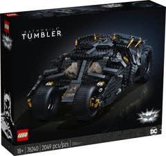Preventa LEGO DC Batman Batimóvil Blindado 76240