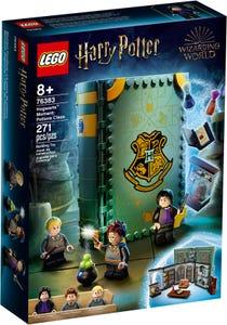 LEGO Harry Potter Momento Hogwarts: Clase de Pociones 76383