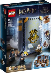 LEGO Harry Potter Momento Hogwarts: Clase de Encantamientos 76385