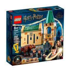 LEGO® Harry Potter™ 76387 Hogwarts™: Encuentro con Fluffy