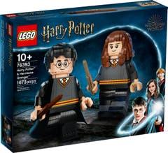 PREVENTA LEGO® Harry Potter™ 76393 Harry Potter™ y Hermione Granger™