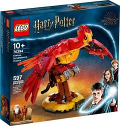 PREVENTA LEGO® Harry Potter™ 76394 Fénix de Dumbledore: Fawkes