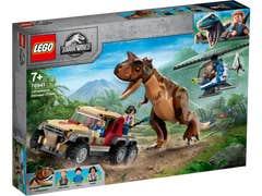LEGO Jurassic World Persecución del Dinosaurio Carnotaurus 76941