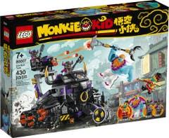 LEGO Monkie Kid Tanque-Toro de  Hierro 80007