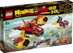LEGO Monkie Kid Reactor-Nube de Monkie Kid 80008