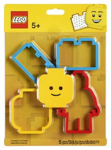 LEGO Merchandise Cookie Cutters 853890