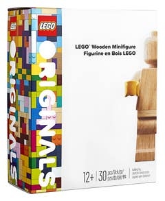 LEGO Merchandise Minifigura de Madera LEGO 853967
