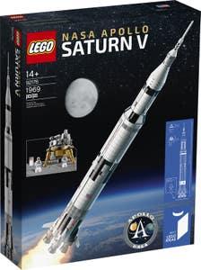 LEGO® Ideas 92176 LEGO® NASA: Apolo Saturno V
