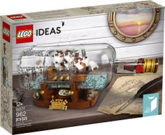 LEGO® Ideas 92177 Barco en una botella