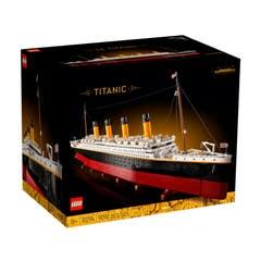 "LEGO Icons Titanic 10294    ""Próximamente"""